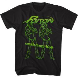 Image for Poison T-Shirt - Skinny Bop Girls