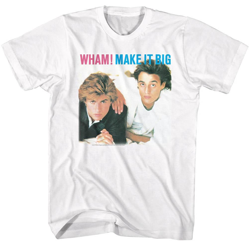 5f2be849 Wham! T-Shirt - Make It - NerdKungFu