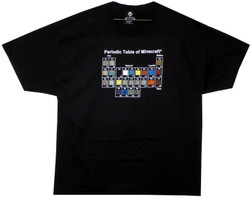 Minecraft Youth T-Shirt - Periodic Table