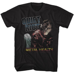 Image for Quiet Riot T-Shirt - Healthy