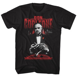 Image for The Godfather T-Shirt - El Don