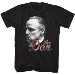 Image for The Godfather T-Shirt - Can't Refuse the Don