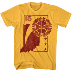 Image for Hoosiers T-Shirt - 15 Square