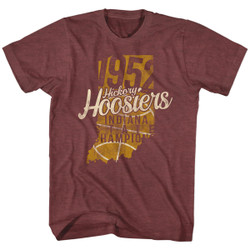 Image for Hoosiers T-Shirt - WIndiana
