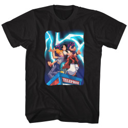 Image for Bill & Ted's Excellent Adventure T-Shirt - Tele Tunes