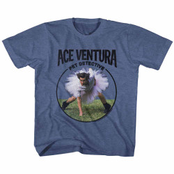 Image for Ace Ventura Pet Detective Tutu Toddler T-Shirt