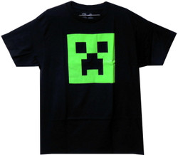 Minecraft Youth T-Shirt - Creeper Face