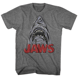 Image for Jaws T-Shirt - Sketchy Shark