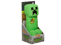 Image for Minecraft Creeper Plush with Sound