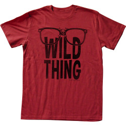 Image for Major League T-Shirt - WIld Thing