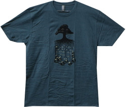 Image for Nite Owl Ink T-Shirt - Tree Cog
