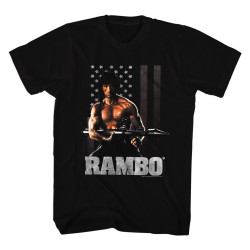 Image for Rambo T-Shirt - Ramberica