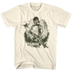 Image for Rambo T-Shirt - Watercolor