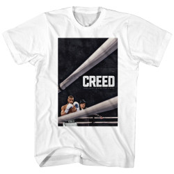 Image for Rocky T-Shirt - Creed Poster
