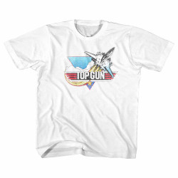 Image for Top Gun Fade Youth T-Shirt