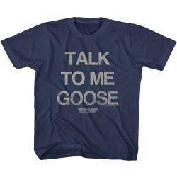 Image for Top Gun Talk Goose Toddler T-Shirt