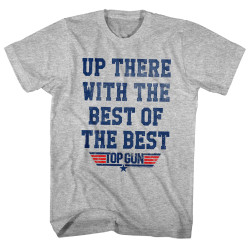 Image for Top Gun T-Shirt - The Best of the Best