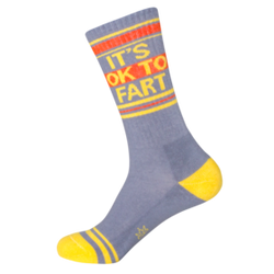 Image for It's OK to Fart Socks