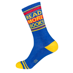 Image for Read More Books Socks
