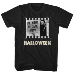 Image for Halloween T-Shirt - Film Strip