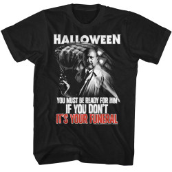 Image for Halloween T-Shirt - It's Your Funeral