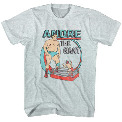 Image for Andre the Giant T-Shirt - He Big
