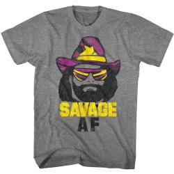 Image for Macho Man T-Shirt - Savage AF