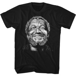 Image for Redd Foxx T-Shirt - Smile Fred