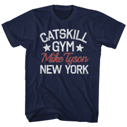Image for Mike Tyson T-Shirt - Catskills Gym