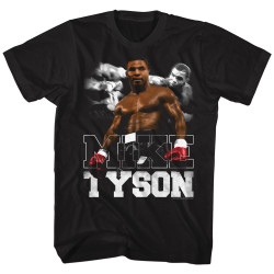 Image for Mike Tyson T-Shirt - Bam