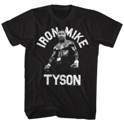 Image for Mike Tyson T-Shirt - Iron Tyson