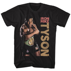 Image for Mike Tyson T-Shirt - Mikey