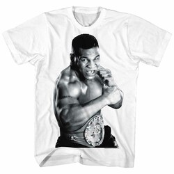 Image for Mike Tyson T-Shirt - Him Big