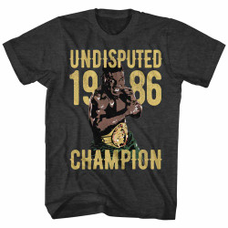 Image for Mike Tyson T-Shirt - Undisputed