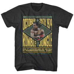 Image for Muhammad Ali T-Shirt - Rumble