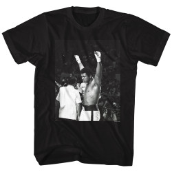 Image for Muhammad Ali T-Shirt - Hands in the Air