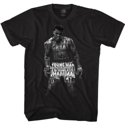 Image for Muhammad Ali T-Shirt - Quote Me