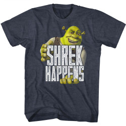 Image for Shrek Shrek Happens Youth T-Shirt