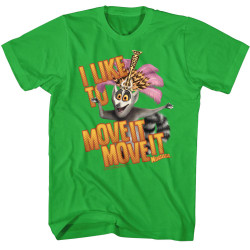 Image for Madagascar T-Shirt - I Like to Move It Move It