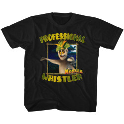 Image for Madagascar Professional Whistler Toddler T-Shirt