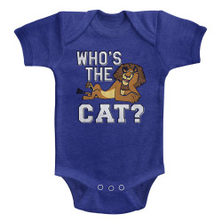 Image for Madagascar Who's The Cat Infant Baby Creeper