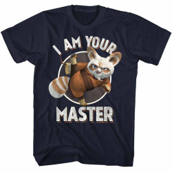 Image for Kung Fu Panda T-Shirt - I am Your Master