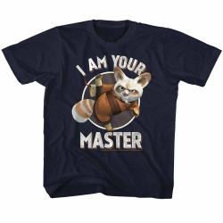 Image for  Kung Fu Panda I am Your Master Youth T-Shirt