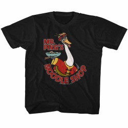 Image for Kung Fu Panda Mr. Ping's Noodle Shop Youth T-Shirt