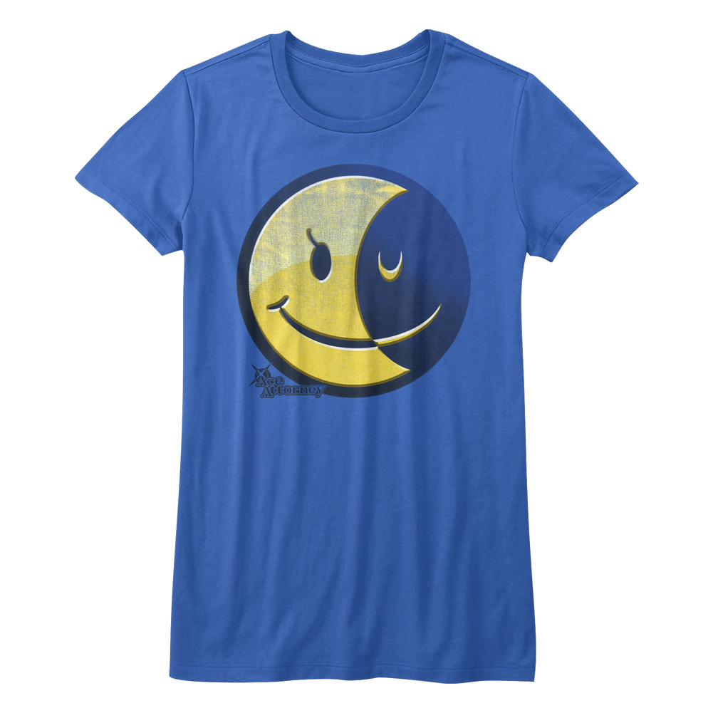 Ace Attorney Girls T Shirt Mood Matrix Nerdkungfu