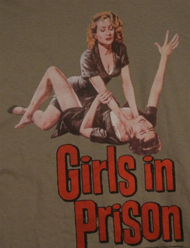 Image for Girls in Prison T-Shirt