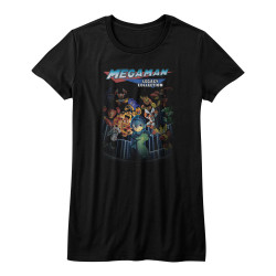Image for Mega Man Girls T-Shirt - Legacy Collection