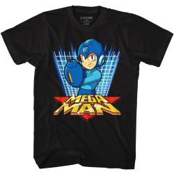 Image for Mega Man T-Shirt - Megagrid