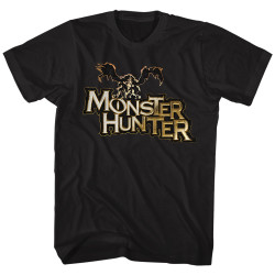 Image for Monster Hunter T-Shirt - Logo
