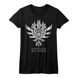 Image for Monster Hunter Girls T-Shirt - MH4 Symbol